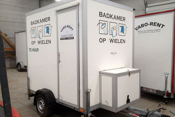 Vabo rent toiletverhuur